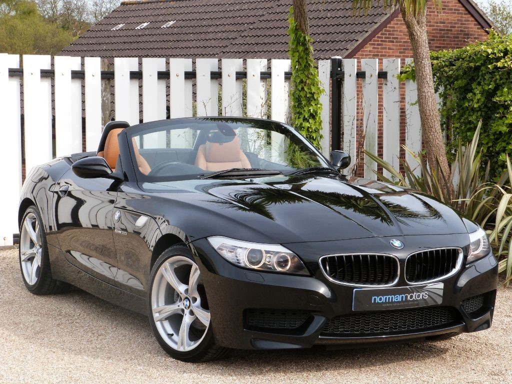 Used Sapphire Black Bmw Z4 For Sale Dorset