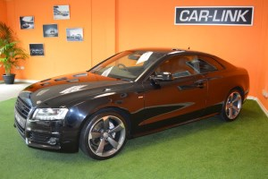 used Audi A5 TDI QUATTRO S LINE BLACK EDITION in in-dorset