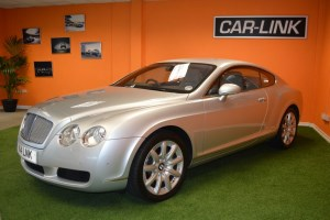 used Bentley Continental GT  in in-dorset