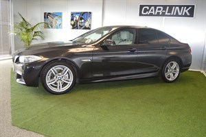 used BMW 520d M SPORT in in-dorset