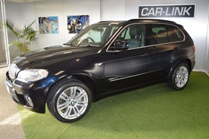 used BMW X5 XDRIVE40D M SPORT in dorset