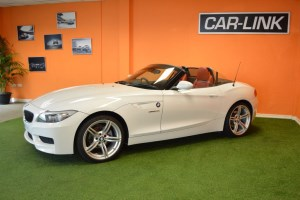 used BMW Z4 SDRIVE20I M SPORT ROADSTER in in-dorset