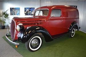 Ford Fordson V8 Panel Van