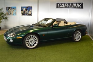 used Jaguar XK8 XKR  SUPERCHARGED CONVERTIBLE in in-dorset