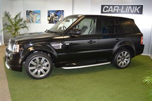 used Land Rover Range Rover Sport SDV6 AUTOBIOGRAPHY SPORT in in-dorset