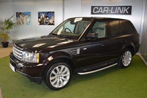used Land Rover Range Rover Sport TDV8 SPORT HSE in bournemouth