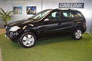 used Mercedes ML300 Blue Efficiency Sport in in-dorset