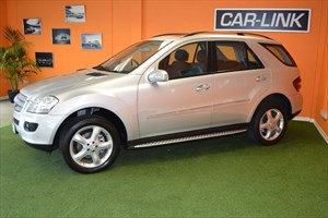 used Mercedes ML320 CDI SPORT in in-dorset