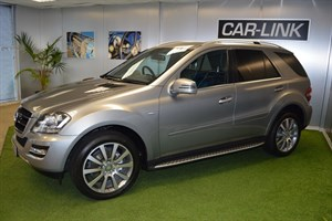 used Mercedes ML350 CDI BLUEEFFICIENCY GRAND EDITION in in-dorset