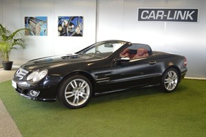 used Mercedes SL500 SL SL500 in in-dorset