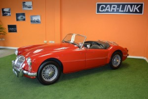 used MG MGA A 1.6 in in-dorset