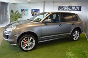 used Porsche Cayenne GTS TIPTRONIC S in in-dorset