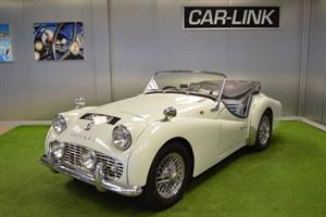 used Triumph  TR3A in in-dorset