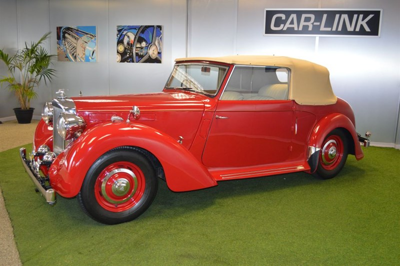 used Alvis  TA14 Three Position Drophead Coupe in bournemouth
