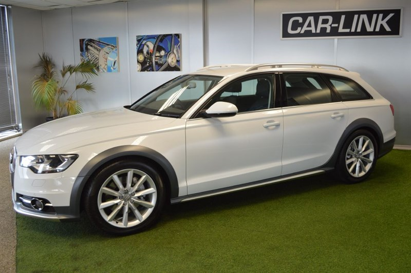 used Audi A6 allroad TDI QUATTRO       in bournemouth