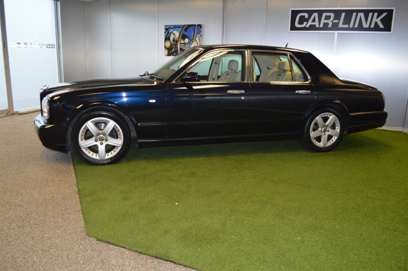 used Bentley Arnage T in bournemouth