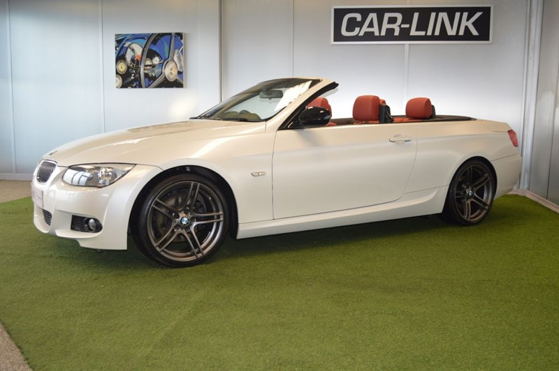 used BMW 320d SPORT PLUS EDITION in bournemouth