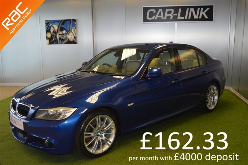 used BMW 320d M SPORT BUSINESS EDITION in bournemouth