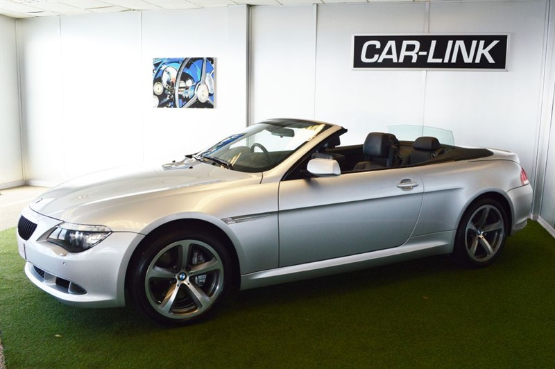 used BMW 635d SPORT in bournemouth