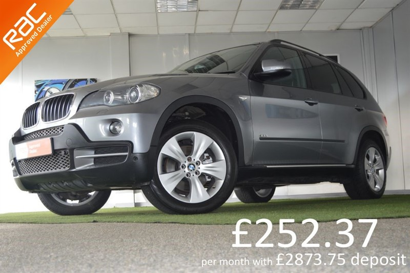 used BMW X5 *SOLD* in bournemouth