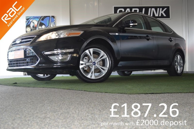 used Ford Mondeo TITANIUM X TDCI in bournemouth