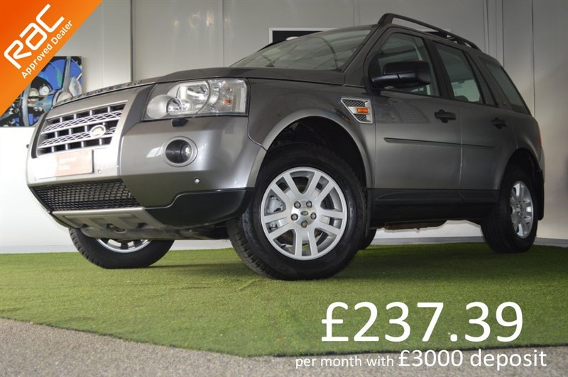 used Land Rover Freelander TD4 SE in bournemouth