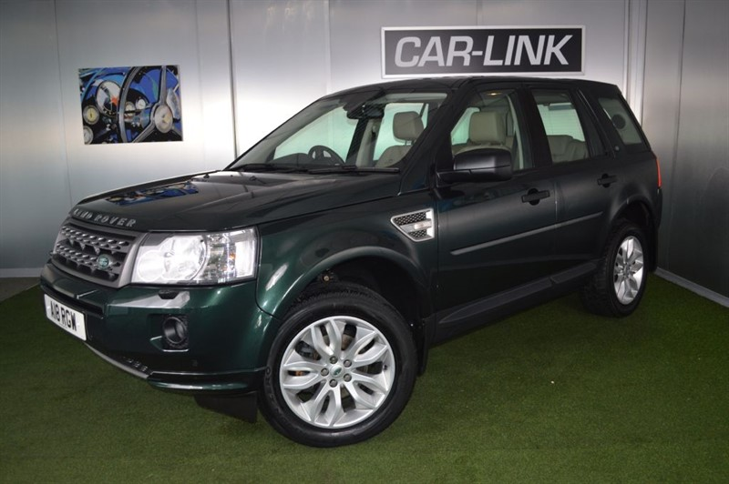 used Land Rover Freelander TD4 HSE in bournemouth