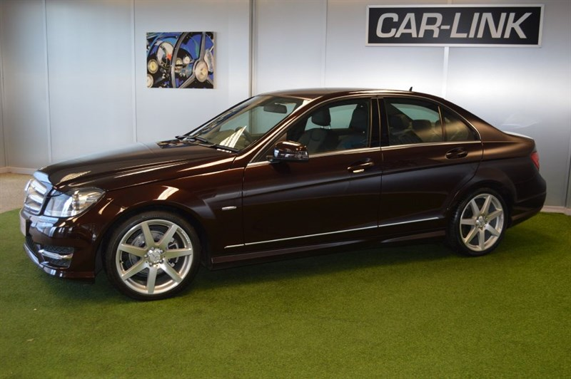 used Mercedes C180 BLUEEFFICIENCY SPORT in bournemouth
