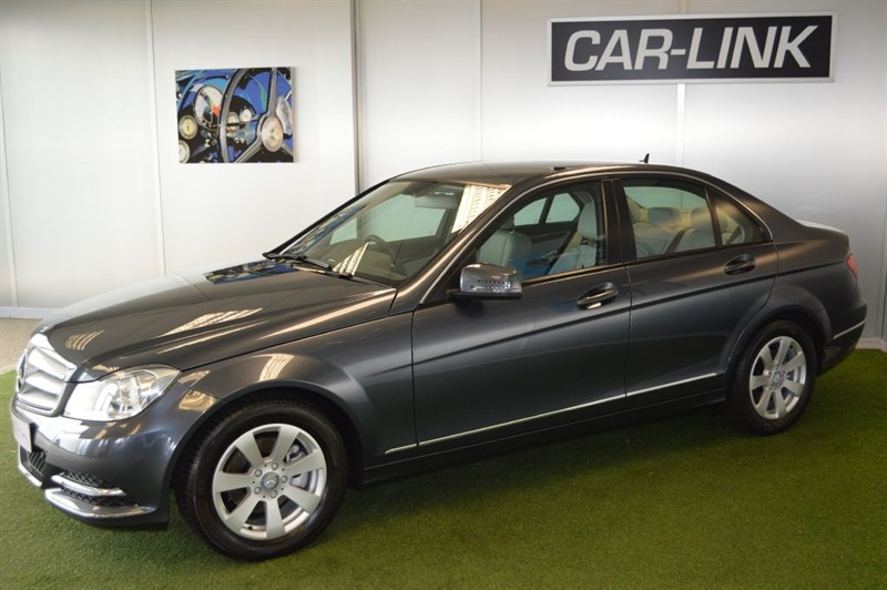 used Mercedes C180 BLUEEFFICIENCY EXECUTIVE SE in bournemouth