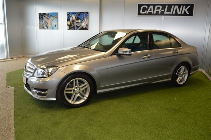 used Mercedes C220 CDI BLUEEFFICIENCY AMG SPORT in bournemouth