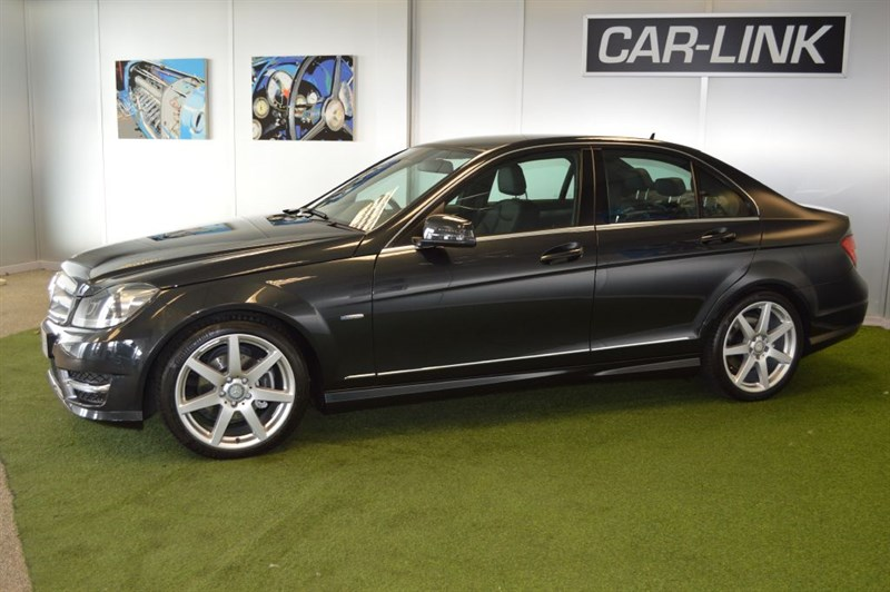 used Mercedes C220 CDI BLUEEFFICIENCY SPORT ED125 in bournemouth