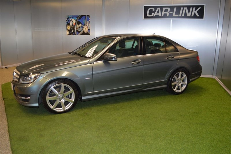 used Mercedes C220 CDI BLUEEFFICIENCY SPORT in bournemouth