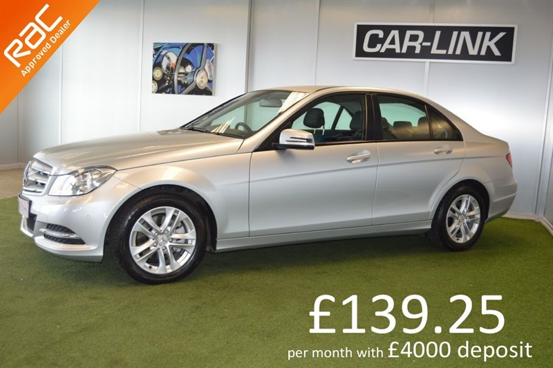 used Mercedes C220 CDI BLUEEFFICIENCY EXECUTIVE SE in bournemouth