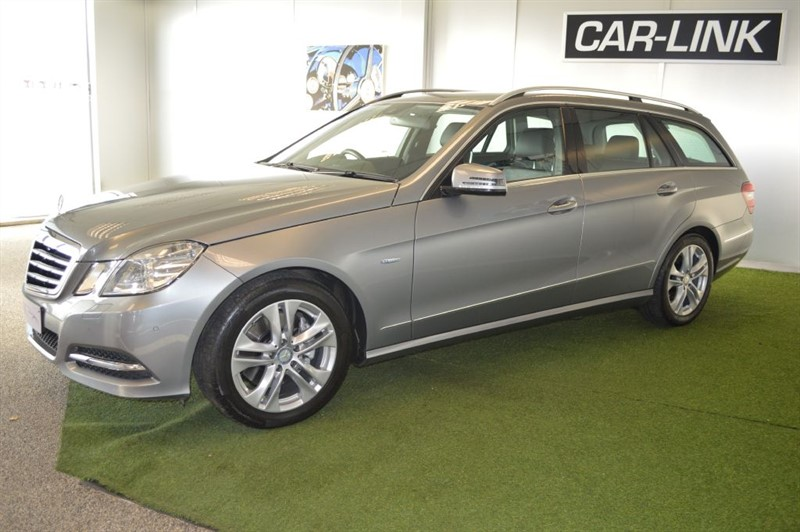 used Mercedes E250 CDI BLUEEFFICIENCY AVANTGARDE ED125 in bournemouth