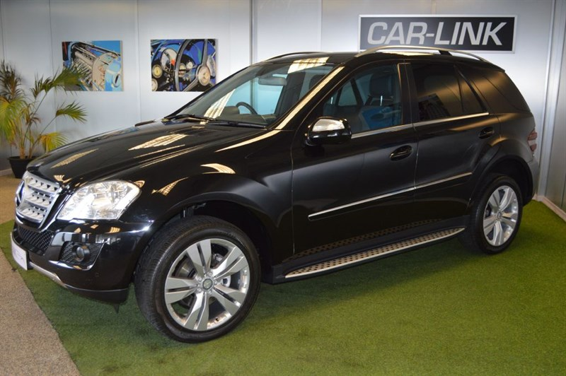 used Mercedes ML320 CDI SPORT in bournemouth
