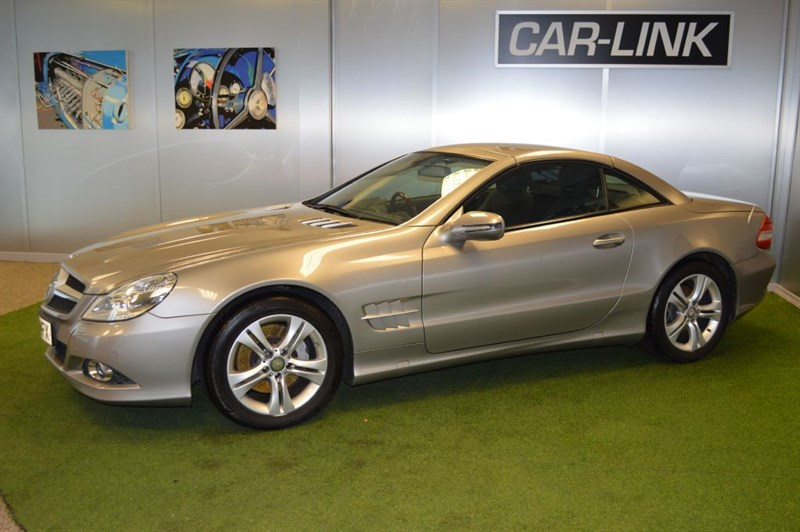 used Mercedes SL350 SL SL350 in bournemouth