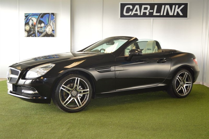 used Mercedes SLK200 SLK200 BLUEEFFICIENCY EDITION 125 in bournemouth