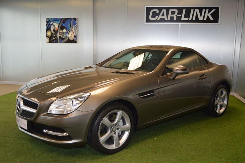 used Mercedes SLK250 SLK250 BLUEEFFICIENCY in bournemouth