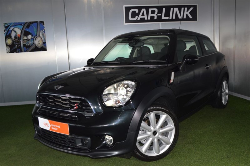 used MINI Paceman COOPER SD in bournemouth