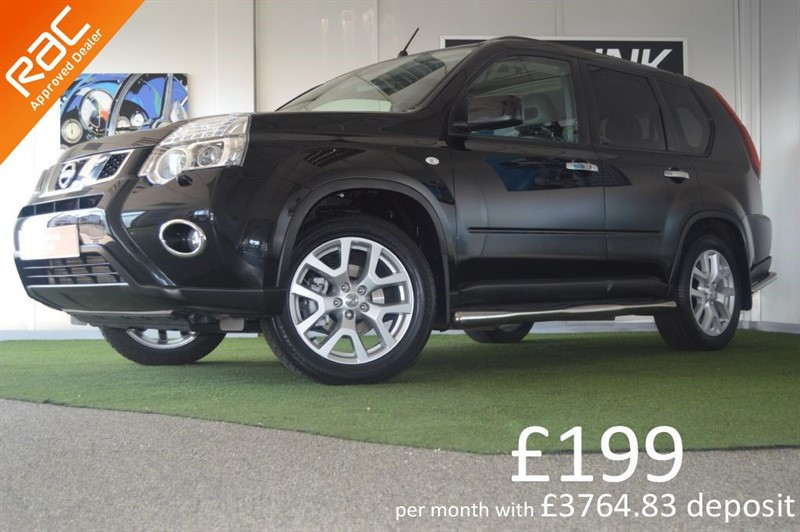 used Nissan X-Trail TEKNA DCI in bournemouth