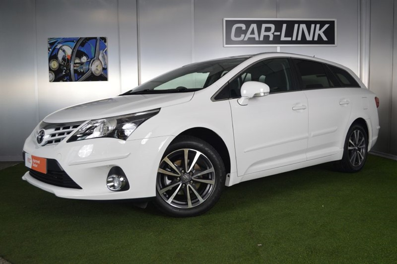used Toyota Avensis  Estate Car in bournemouth