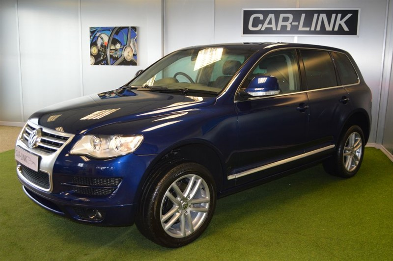 used VW Touareg V6 ALTITUDE TDI in bournemouth
