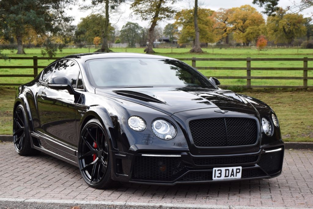 Bentley Continental Cars For Sale In Uk Elton John S