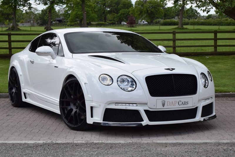 Used Bentley Onyx Concept Gtx700 Facelift V8 S Cheshire