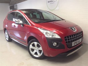 Click here for more details about this Peugeot 3008 EXCLUSIVE - PANORAMIC GLASS SUNROOF - PARKING SENSORS - ONE OWNER -