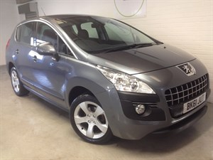 Click here for more details about this Peugeot 3008 SPORT HDI - ONLY 42311 MILES - ONE OWNER - PARKING SENSORS - CRUISE CONTROL