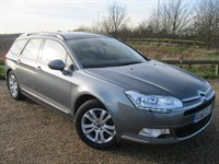 Used Citroen C5 HDI 16V VTR+ [160] 5dr [Techno Pack] tourer