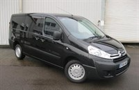 Used Citroen Dispatch HDi 1200 L2 H1 125 Enterprise Panel Van