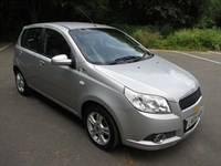 Used Chevrolet Aveo LT 5dr, Service history