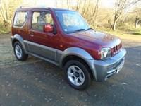 Used Suzuki Jimny VVT JLX + 3dr Low mileage, 2 Owners